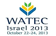KKL-JNF at WATEC: The International Water Exhibition